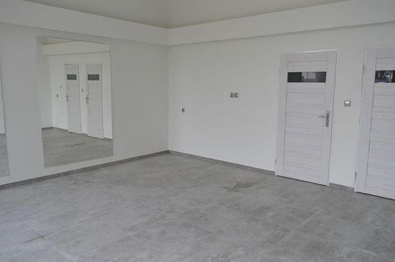 Wyremontowane pomieszczenie