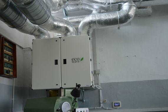 Produkt firmy Eco Wave Power