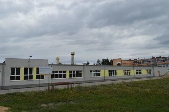 Nowy budynek