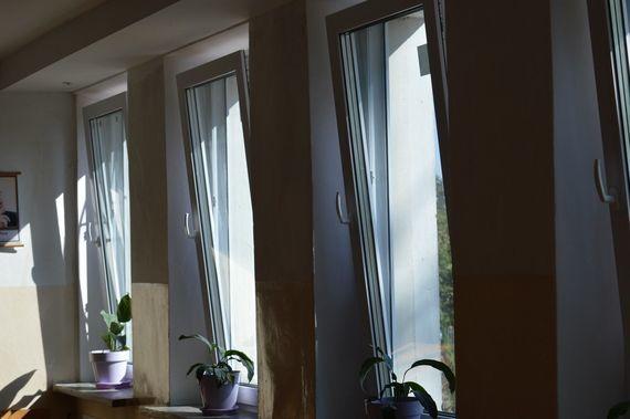 Uchylone okna