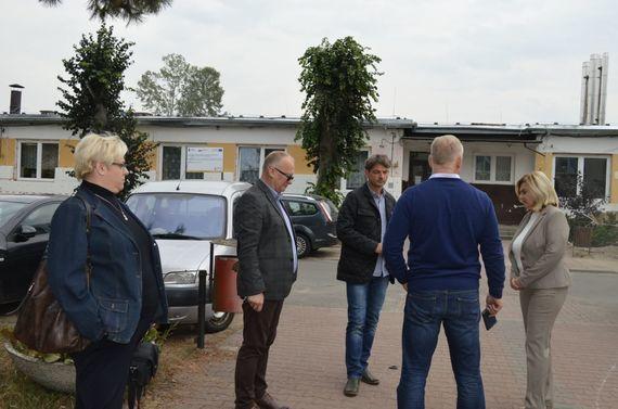 Termomodernizacja szkół powiatowych i Domu Pomocy Społecznej ruszyła pełną parą