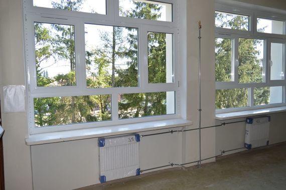 Grzejniki pod oknami
