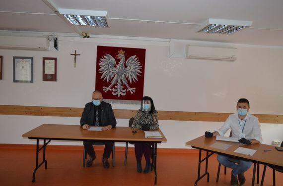 Otwarcie ofert - Zdjęcie uczestników spotkania