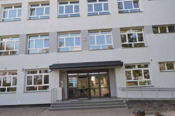 Zdjęcie budynku z zewnątrz