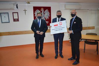 20.816.000 zł na inwestycje na terenie Powiatu Ryckiego