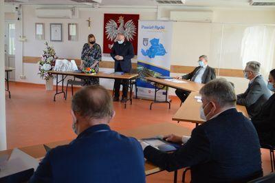 Zdjęcia z posiedzenia