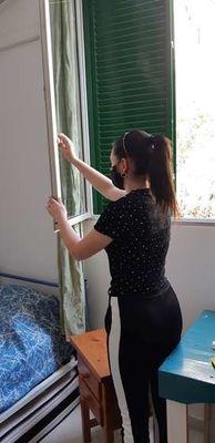 Czyszczenie okienn