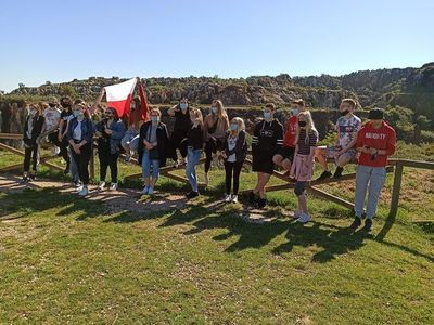 Uczniowie ZSZ nr 2 w Dęblinie poznają Andaluzję