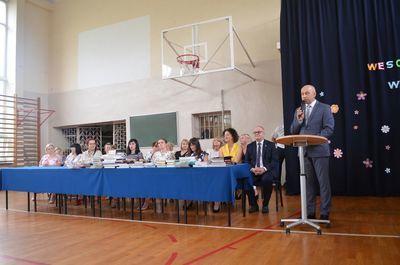 Zakończenie roku szkolnego - I Liceum Ogólnokształacące w Rykach