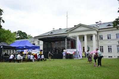 Koncert patriotyczny w Dęblinie