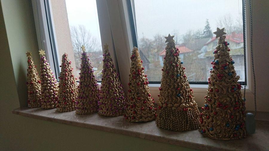Prace świąteczne Choinki