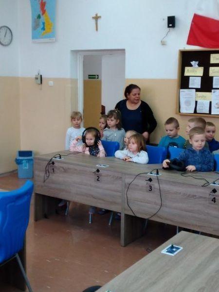 Zwiedzanie szkoły