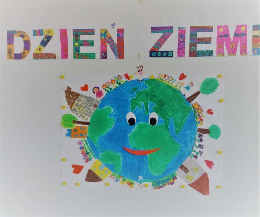 Dzień Ziemi plakat