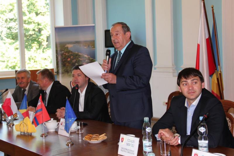 Wizyta biznesowa delegacji z Mołdawii