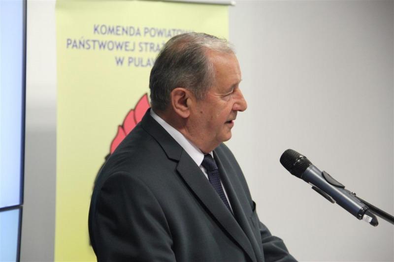 Powiatowy Dzień Strażaka foto. J. Żurkowska