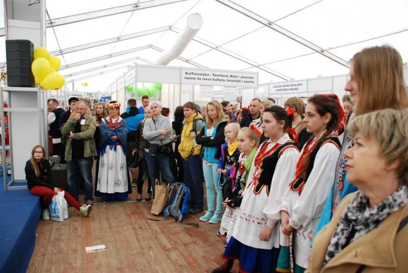 Promocja Powiatu Puławskiego podczas Targów Turystyki Weekendowej w Chorzowie