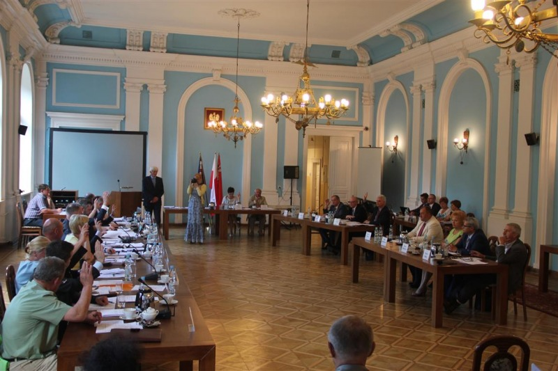 Absolutorium dla Zarządu Powiatu Puławskiego