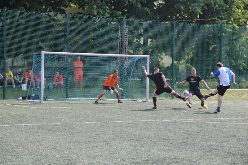 VI Turniej Piłki Nożnej Samorządowców Powiatu Puławskiego - relacja z rozgrywek
