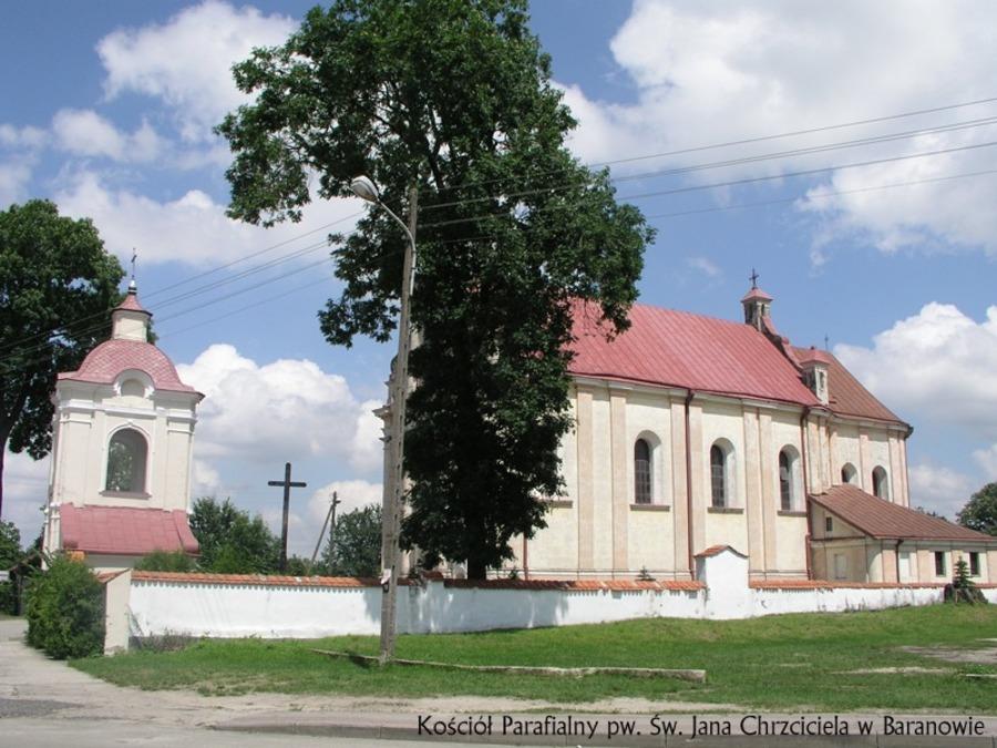 Gmina Baranów