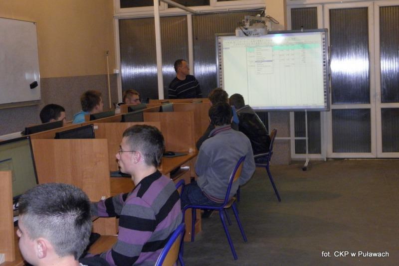 Człowiek - najlepsza inwestycja. Wzmocnienie kompetencji uczniów szkół zawodowych