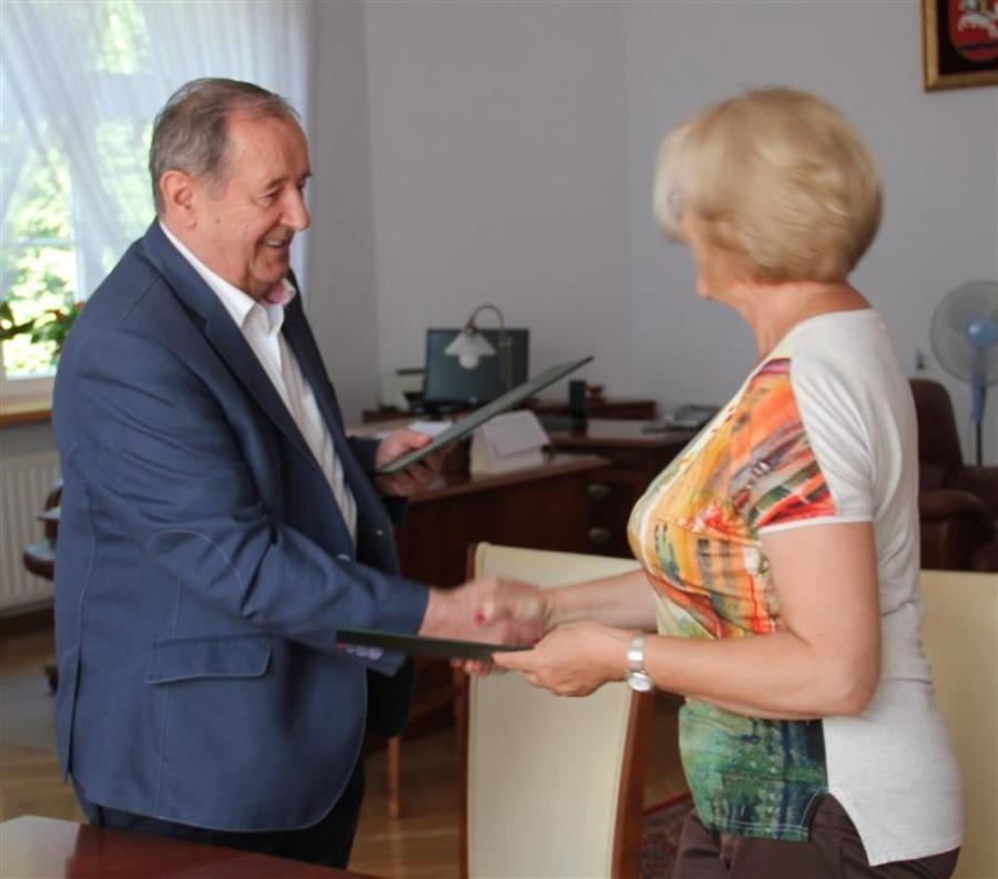 Puławski Uniwersytet Trzeciego Wieku promuje powiat