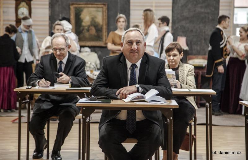 """Narodowe Czytanie """"Lalki"""" Bolesława Prusa"""