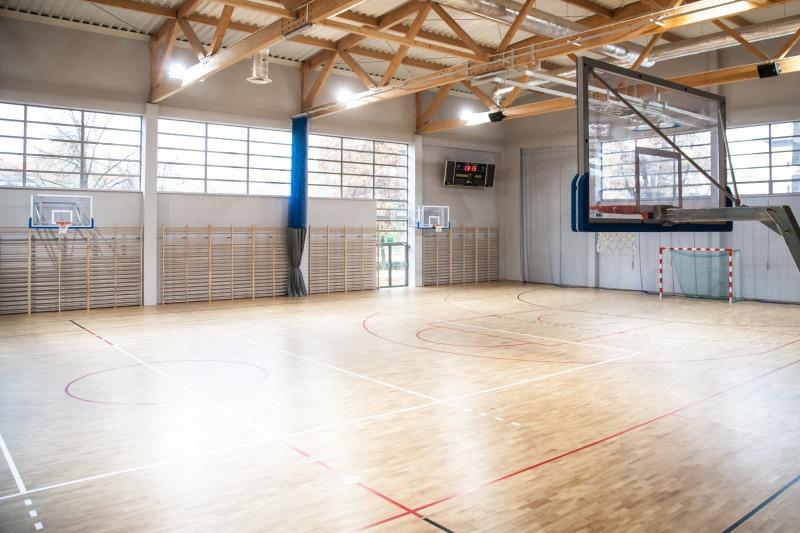 Otwarcie Hali Sportowej Zespołu Szkół Technicznych w Puławach