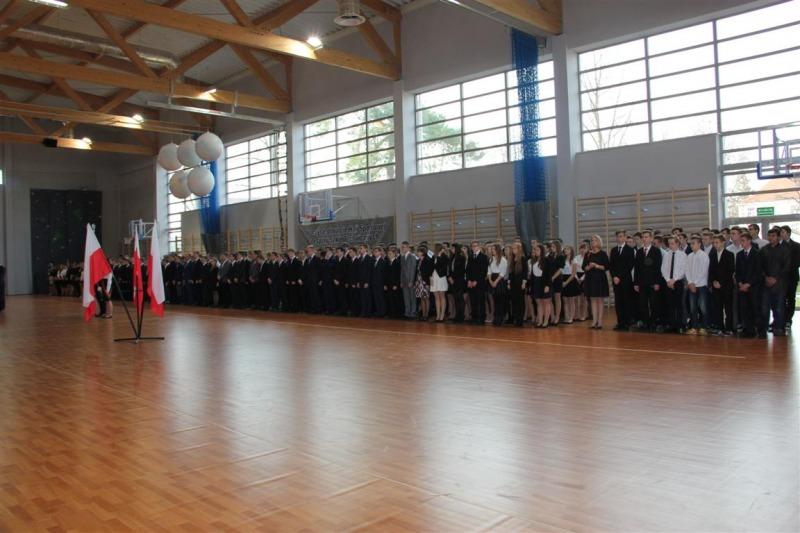 Hala sportowa przy Zespole Szkół Technicznych w Puławach otwarta!