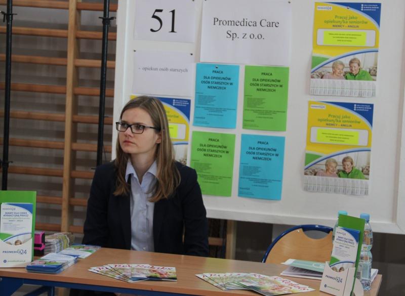XII Targi Pracy i Edukacji w Puławach
