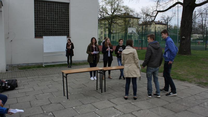 Festiwal Literacki w Roku Henryka Sienkiewicza w I LO im. A.J.ks.Czartoryskiego