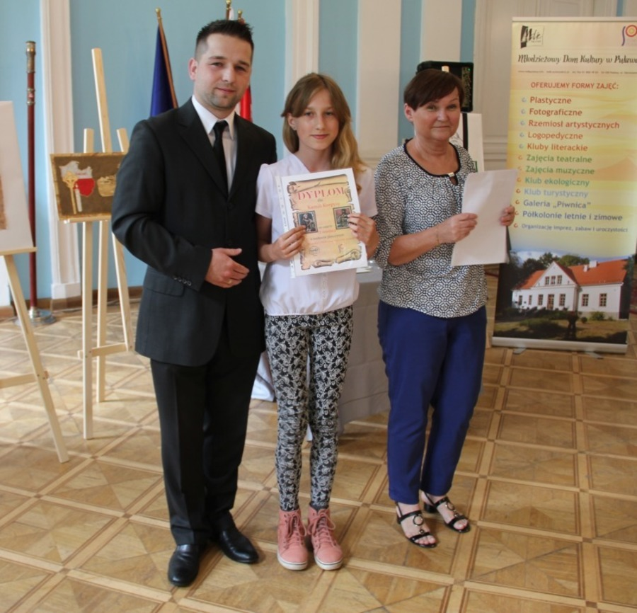 Rozstrzygnięcie konkursów zorganizowanych z okazji Obchodów 1050. Rocznicy Chrztu Polski