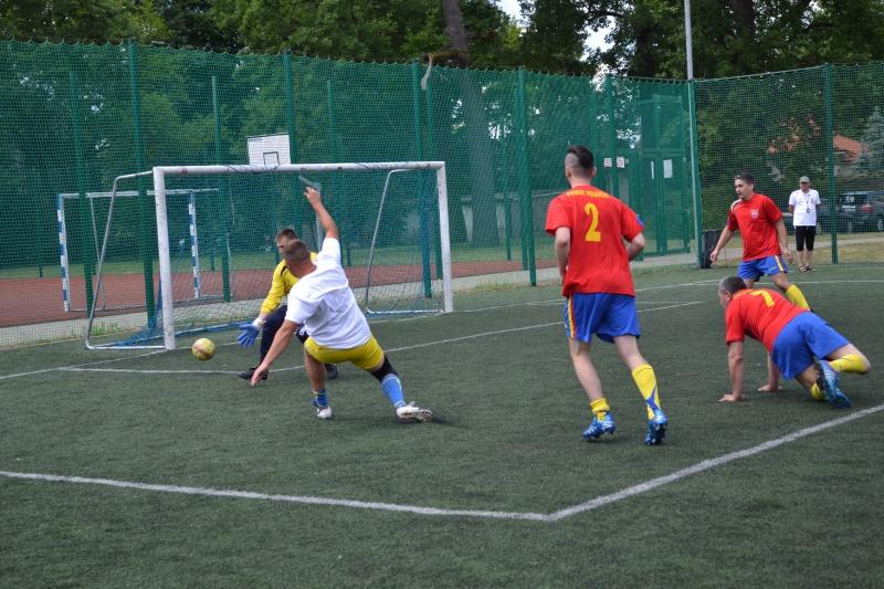 VII Turniej Piłki Nożnej Samorządowców Powiatu Puławskiego