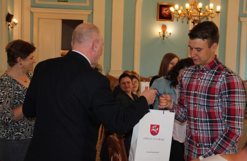 Wizyta uczniów i nauczycieli ze Społecznej Szkoły Polskiej przy Domu Polskim w Baranowiczach