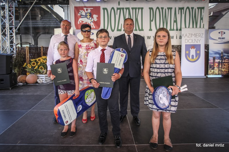 Dożynki Powiatowe Kazimierz Dolny 2016 (fot. D. Mróz - MDK w Puławach)