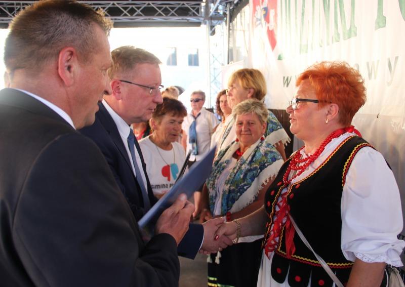 Dożynki Powiatowe Kazimierz Dolny 2016
