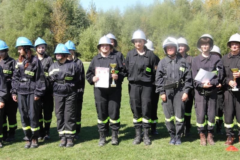 Powiatowe Zawody Sportowo-Pożarnicze OSP