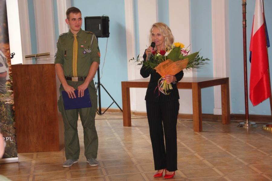 Obchody 100-lecia harcerstwa na Ziemi Puławskiej