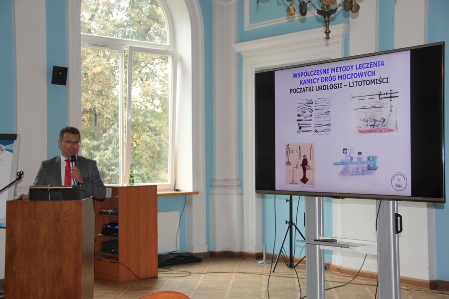 Fotorelacja z Konferencji Urologicznej