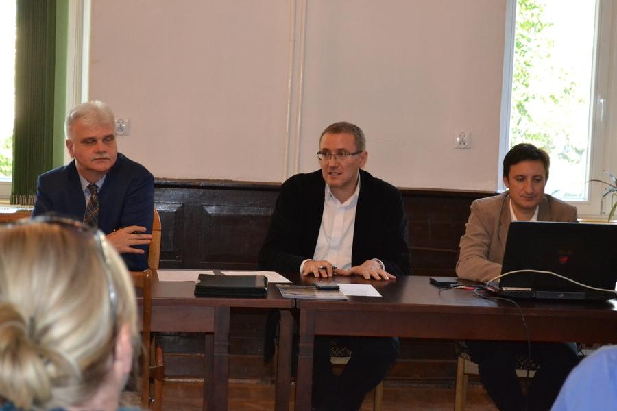 Spotkanie Powiatowej Rady Turystyki
