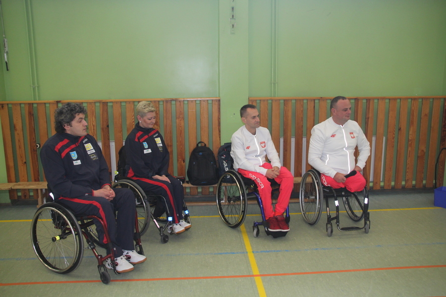 XIII Międzynarodowy Turniej Tenisa Stołowego 01-02.10.2016 Puławska Fundacja Osób Niepełnosprawnych