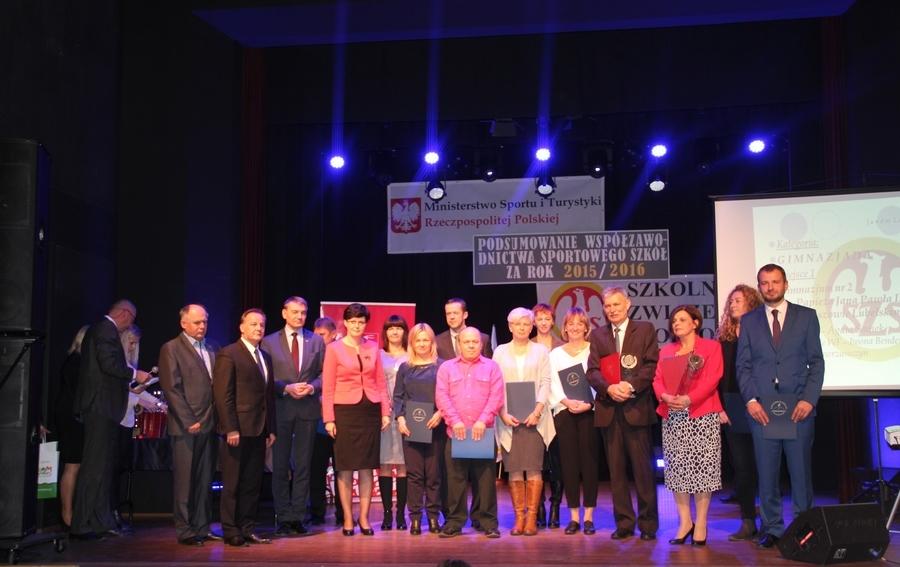 II miejsce dla Powiatu Puławskiego we współzawodnictwie sportowym szkół Województwa Lubelskiego