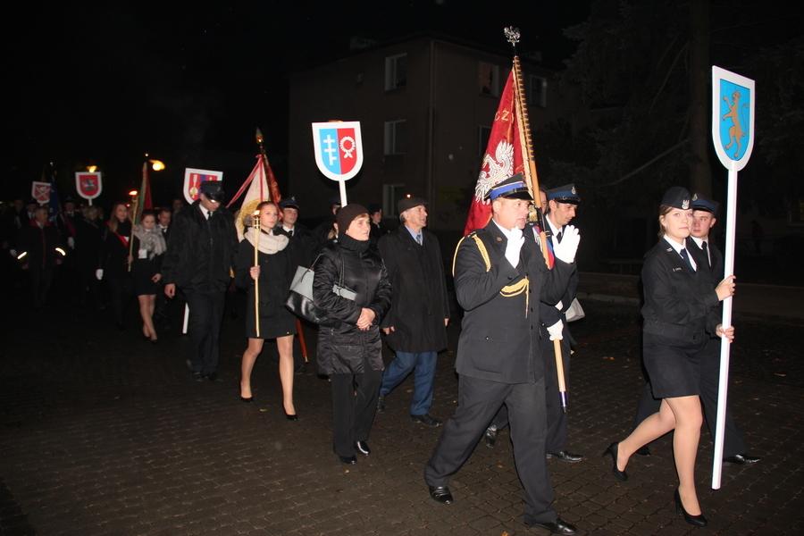 Powiatowe uroczystości podsumowujące obchody jubileuszu 1050-lecia Chrztu Polski cz. II