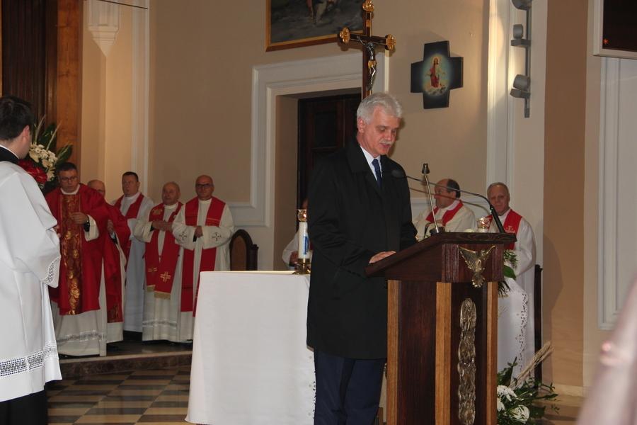 Powiatowe uroczystości podsumowujące obchody jubileuszu 1050-lecia Chrztu Polski cz. III