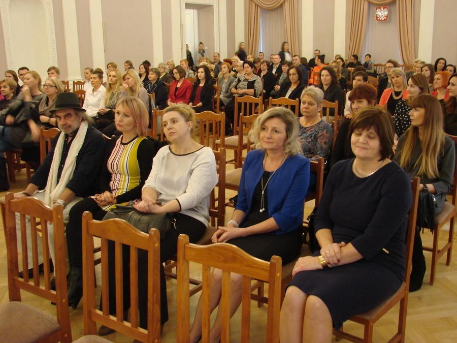 Powiatowe obchody Dnia Pracownika Socjalnego