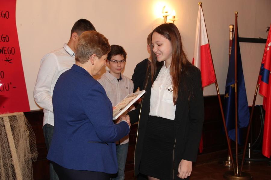 Finał Powiatowych Konkursów Ortograficznego oraz Literackiego
