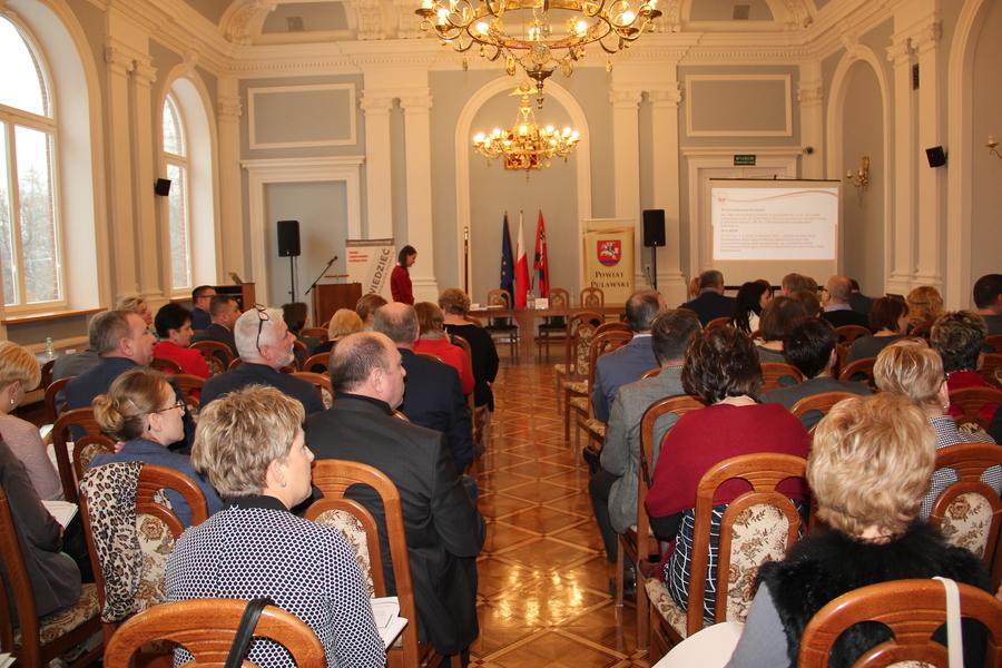 Przygotowania Powiatu Puławskiego do reformy oświatowej