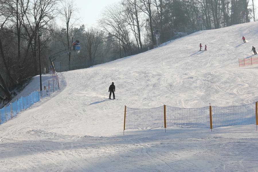 Zimowe atrakcje w Powiecie Puławskim