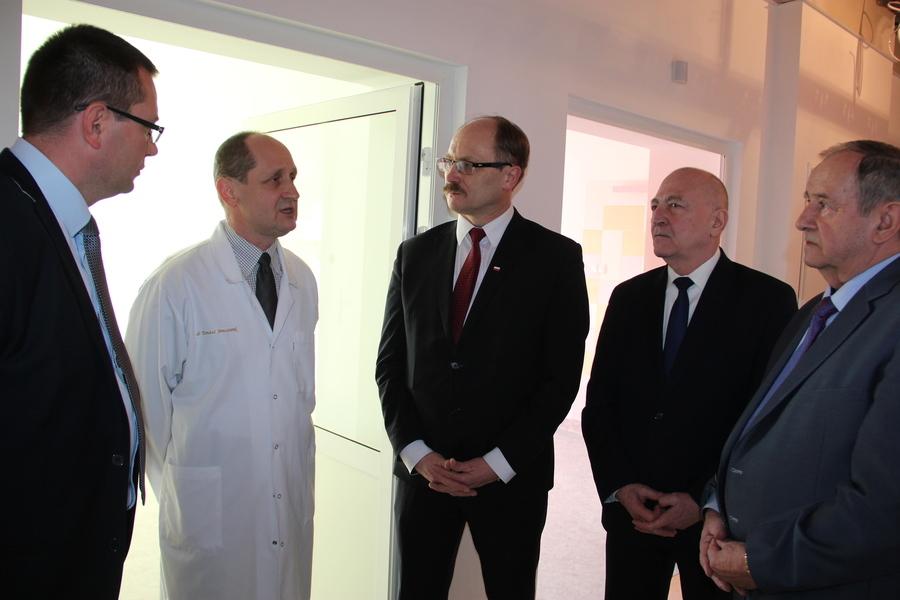 """Milion dla Szpitala Specjalistycznego w Puławach od Grupy Azoty Zakłady Azotowe """"Puławy"""" S.A"""