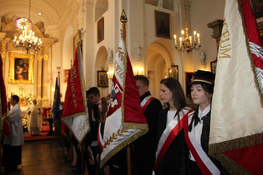 Święto 3 Maja w Puławach