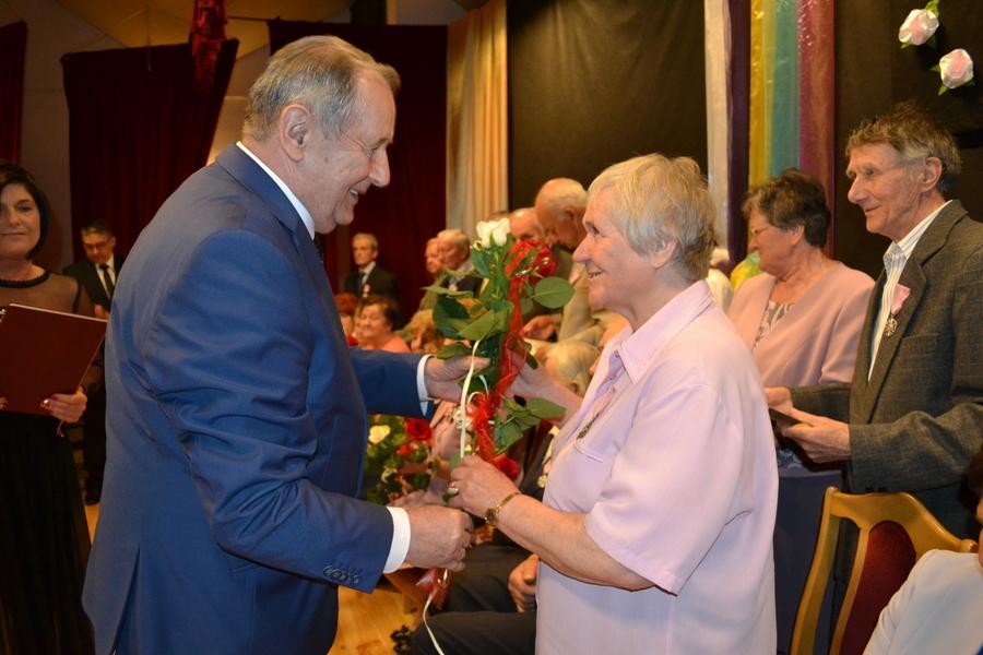 Jubileusz 50 i 60-lecia pożycia małżeńskiego w Gminie Końskowola